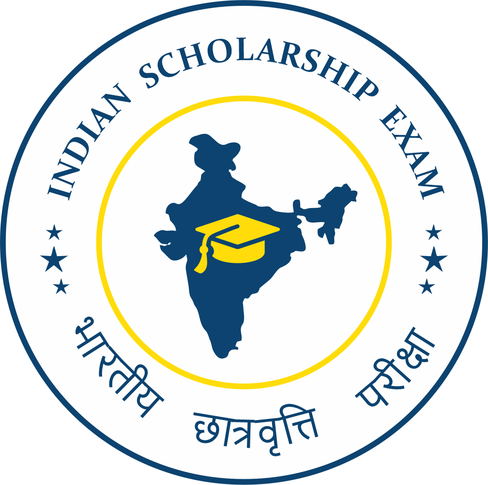 Indian scholarship exam Logo